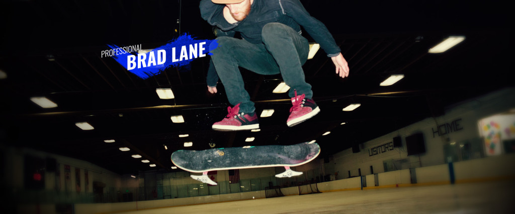 skateboarding on ice